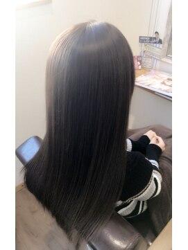 ヘアーイマジン プシュケ(hair imagine psyche)うる艶ストレート♪