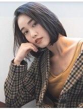 アウリイバイイルヘアー(Aulii by illu hair)大人女子オススメムーディーボブ