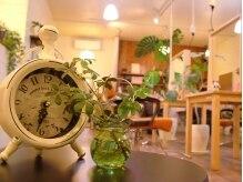 エバーグリーン 美髪改善&髪育専門サロン(ever green)の雰囲気(ゆったりとした時間が流れる美容室evergreen)