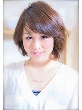 グラスヘア(Grous hair)【Grous Hair 錦糸町】☆Premiumゆるふわボブ♪ 1