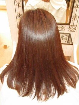 プリマージュ(Primage)の写真/ダメージレスにとことんこだわったPrimageの《水素トリートメント》髪のエイジングケアも叶えてくれる!