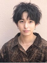 アグ ヘアー ルシア 浜松初生町店(Agu hair lucia)《Agu hair》ラフウェーブショート
