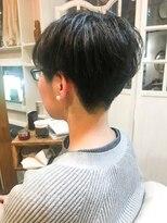 【ROji】刈り上げ女子スタイル