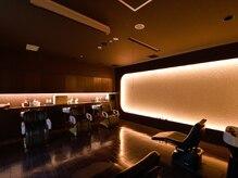 シーエヌ ナカオ 徳重店(cn nakao)の雰囲気(明かりを落としたシャンプーブースはくつろげる上質空間◎)