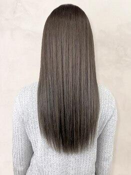 ウェイク ヘアー メイク(wake hair make)の写真/小顔カットに特化した[wake hair make]☆見た目が変わるカット技術で「目力アップ&大人可愛い」を叶える◆