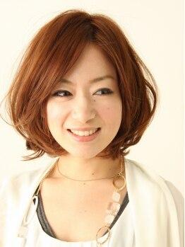 ヘアーニシムラ(HAIR NISHIMURA)の写真/【カット+カラー¥8980→¥6820】お得にカラーが楽しめる!!ダメージレスな100%ナチュラルヘナもあります。