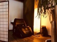 美容処 待庵 タイアン(taian)の雰囲気(ひっそりと佇むサロン内でほんの少し非日常を満喫してください。)