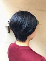ヘアーメイク アフィーノ(hair make affino)ショートStyle