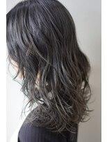 《hair make No.8・中村》グレージュ