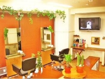 美容室 クレイ(CLAY)の写真/南行徳で人気のCLAY!アットホームなプライベートな空間で、髪の悩みや相談もしやすいのが嬉しい♪
