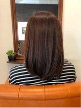 ヘアーデザインシンプル(Hair design Simple)【毛先内巻き/まとまり重視スタイル】ナチュラルスタイル