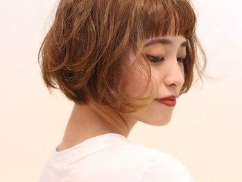 エアージーモ(Air G mo)の写真/人気の【リセッターカット】や独自の【n4Dカット】で毎日扱いやすい、もっと自信のもてる髪へ…☆