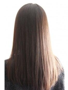 ラヴィア(LA VIEA)の写真/マンツーマン対応だから安心できる◎髪のお悩み何でもご相談下さい!丁寧なホームケアアドバイスも人気♪