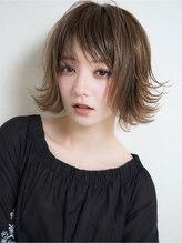 マイ ヘア デザイン(MY hair design)MY hair design ウェットショートボブ 三角祐太