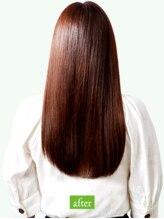 大宮エリアで唯一の【髪質改善ヘアエステ】専門サロン☆自分史上1番きれいな髪質を実感してください♪