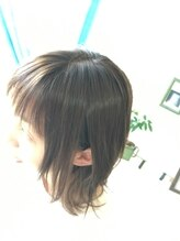 ヘアー ドゥ リベロ(Hair do LibeRo)フンワリ×ウルフ