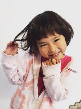 ヘア メイク リザ アリス(Hair Make Liza Alice)の写真/ママ友に紹介したくなる、オシャレだけど子供も連れていけるサロン☆こだわりの店内に親子でテンションUP!