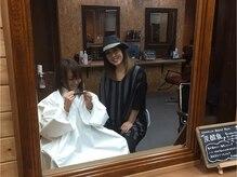 お客様のお悩みを美髪へと変貌と遂げる♪髪に優しい【低温縮毛矯正】で艶感ある仕上がりに♪