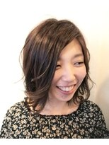 リールイット(rire et.)夏先取り!艶髪カラー