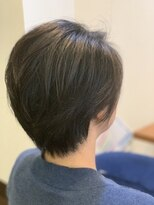魅せ髪☆ショートスタイル