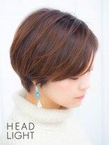 アーサス ヘア デザイン 国立店 (Ursus hair Design by HEAD LIGHT)大人かわいい小顔ショートボブ