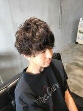 メンズヘアースパイス 本庄(Mens Hair SPICE)ベビーマッシュ