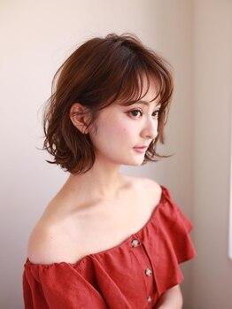 パシフィックダズール 神戸三宮(Pacific Dazzle)の写真/《宝石のように輝くうるうるな艶髪も夢で終わらせないで☆》可愛いはキレイな上質な髪からつくられる―