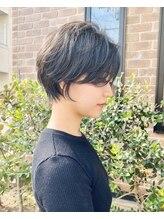 ヘアメイクエイト 丸山店(hair make No.8)◆担当:岩切祐樹◆ショート