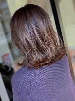 ステラノルド(Stella nord)の写真/【岡場】様々な髪の悩みを改善へ+.一流の薬剤&豊富な知識&技術を駆使し、ダメージを最小限に抑える施術が◎