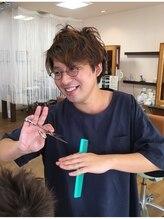 ヘアー アウフ 旭店(hair AUF)溝口 雄太
