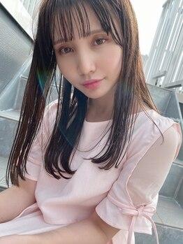 アドラ(ADLLA)の写真/ADLLA新宿こだわりの薬剤で、お悩みを解決◎毛先までしっとりなナチュラルストレートを叶えます☆