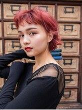 ロッソ ヘアアンドスパ 北千住店(Rosso Hair&SPA)ハイトーンショート[北千住]