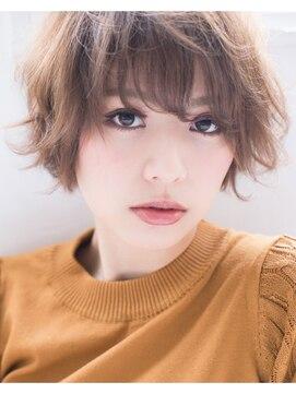 マイ ヘア デザイン(MY hair design)ゆるふわシュガーショート by 三角祐太