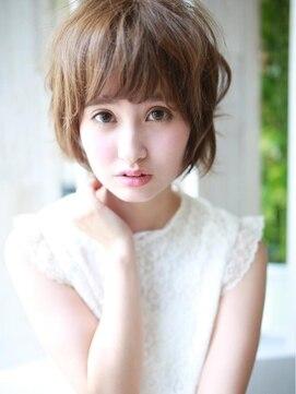 アグ ヘアー リップス星が丘店(Agu hair lips)☆涼しげなニュアンスカール☆