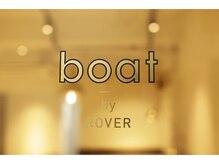 ボート(boat by ROVER)の写真