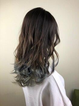 クリムト(Climt)の写真/春日井◆トリートメント処理付きだからダメージレスで潤いたっぷりの髪色に!憧れの美髪を手に入れませんか?