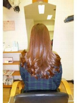 美容室 サクラ(sakura)艶髪  エステカラーorエステカラーTr