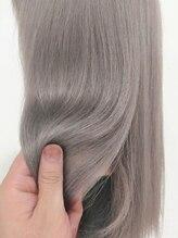 繰り返し「Re care」 メニューを行うことで髪の毛のコンディションがUP!