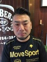 ヘアーサロン イシマル(Hair Salon ISHIMARU)アメリカンバーバースタイル