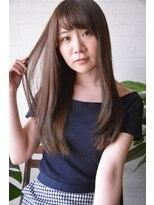 アトリエ ドングリ(Atelier Donguri)『髪質改善』lavender ash