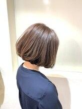ヘアーガーデン オーパスリンク 池袋(hair garden Opus Link)ボブ*ナチュラル
