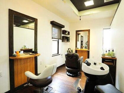 ヒーリングヘアサロン リラ(healing hair salon Rira)