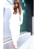 ミッシェルバイアフロート(Michelle by afloat)『モテエレガンス』ラフデザインのIラインシルエット