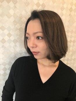 イーティーシーココ(ETC CoCo)の写真/【髪本来の美しさを取り戻す】こだわりのオーガニック商材をご用意。気負わずに通える髪と人に優しいサロン