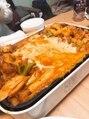 エルメ なんばマルイ(HELME)最近料理を作るのが好きです^ ^自宅でチーズダッカルビ!