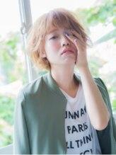 美容室 ハルミ ヘア リゾート 川口店(Harumi Hair Resort)海外キッズ風ふわふわショート【HARUMI川口 川口元郷】
