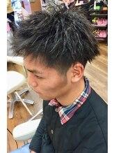 ヘアーブランシェ 貝塚店(HAIR Branche)ツイストパーマ