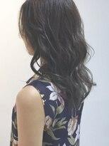フレイムスヘアデザイン(FRAMES hair design)【コテで巻いたような仕上がり】波ウェーブパーマ×カット