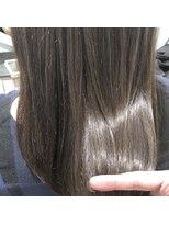 スーベニール(souvenir)■白髪対応■高濃度ケラチンでつくる髪質改善極上ケアコース