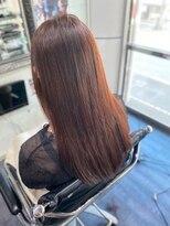 ミミック (mimic)natural orange brown color TRICKstyle!